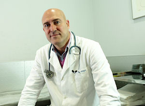 Dr. Ortega - dermatólogo de Clínica Menorca