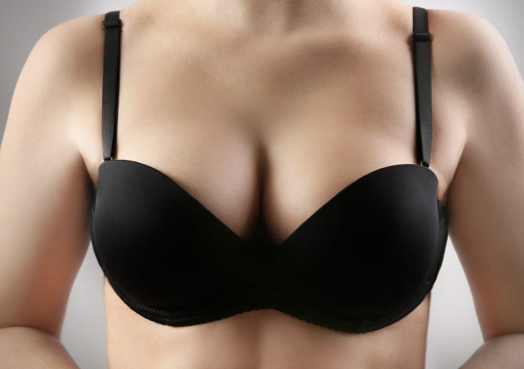 El método el aumento del pecho