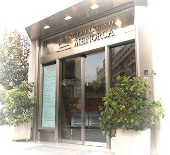 Clínica Menorca