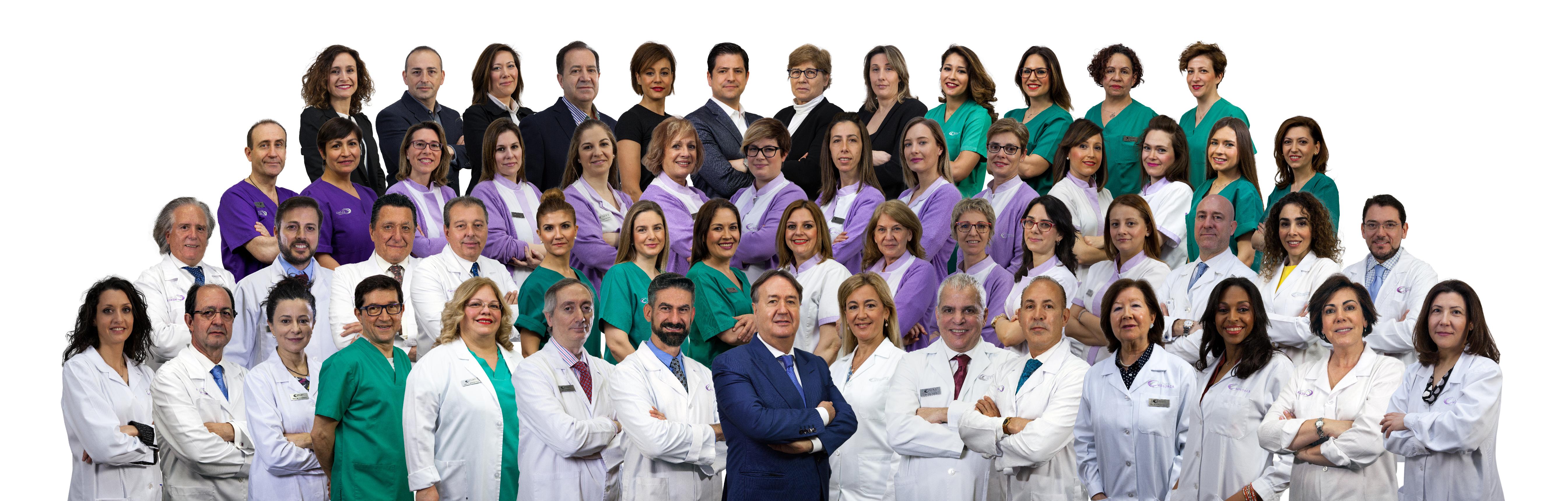 equipo-medico-Clínica-Menorca