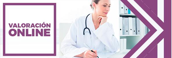 Solicita tu valoración personalizada de tratamientos
