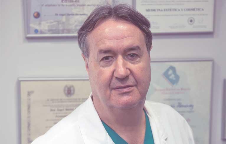 Dr. Angel Martín Clínica Menorca mov
