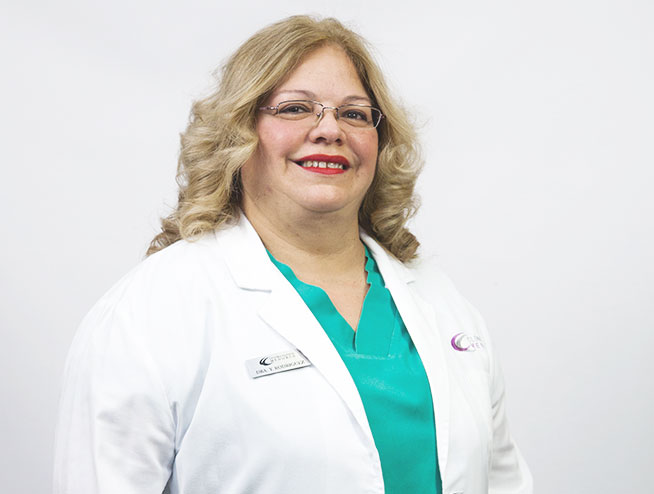 Dra. Yamila