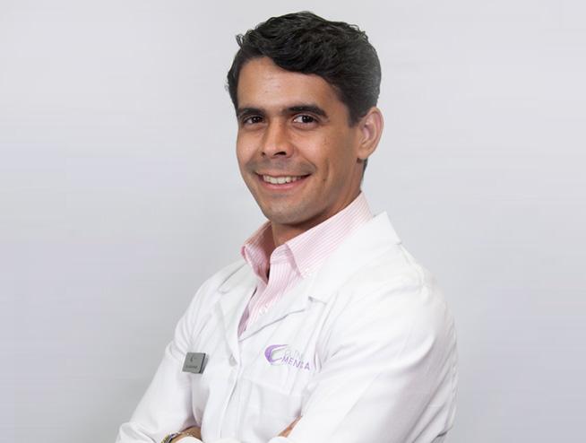 Doctor Javier Rangel varices