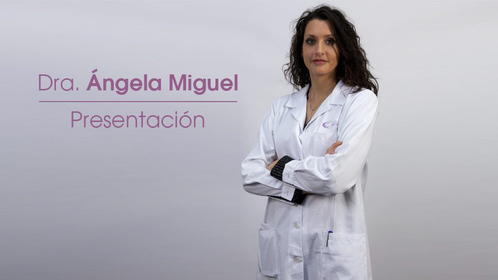 Doctrora Ángela Miguel de Clínica Menorca