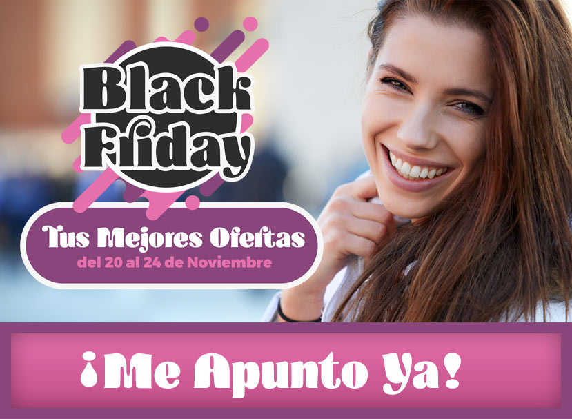 Clinica Menocar Black Friday