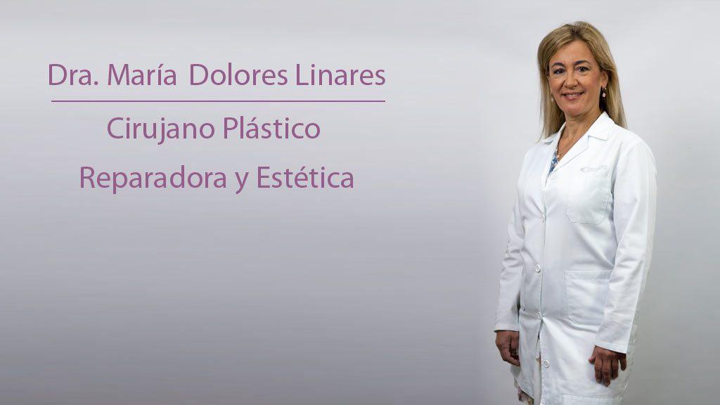 Dr maria dolores linares cirujana plastica en Clínica Menorca