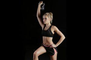 Deporte después de un aumento de pecho