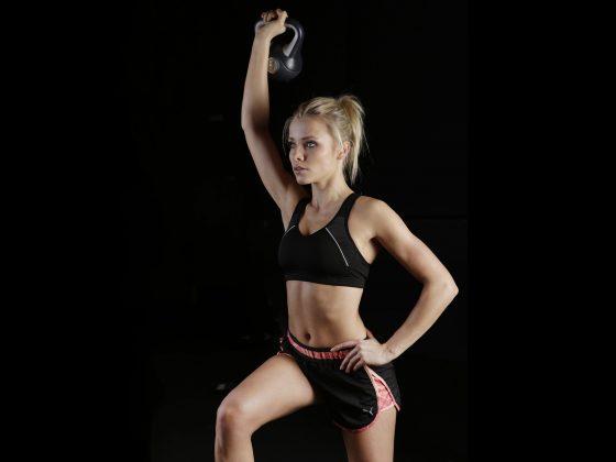 Deportes después de un aumento de pecho