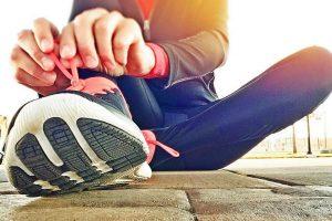 equipación para correr