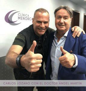 Carlos Lozano pelo