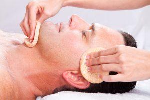Peeling facial químico