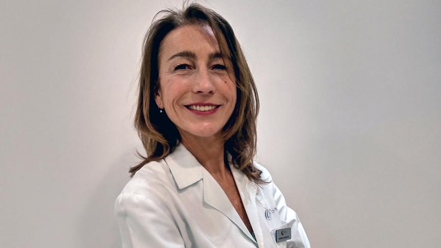 Dra Cristina Podologa