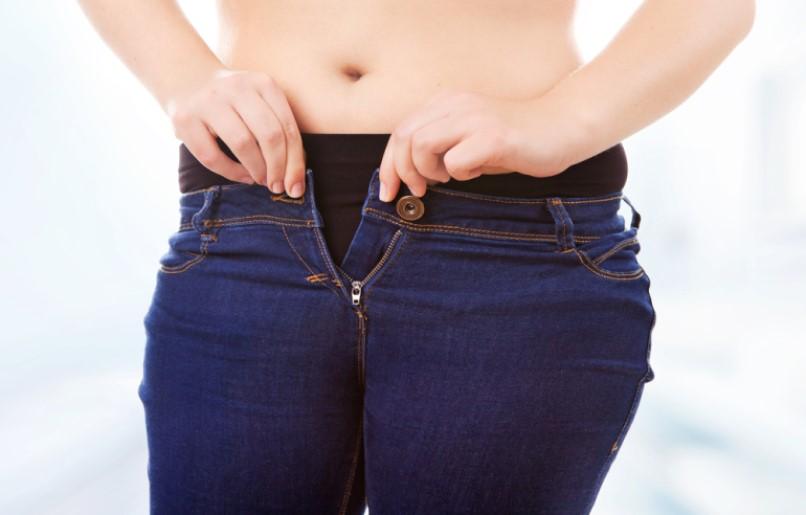 Cómo quitar la barriga