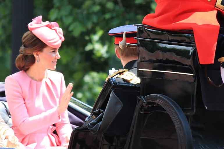 nariz Kate Middleton