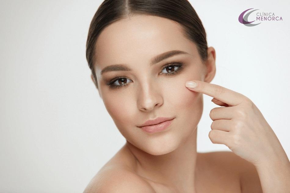 Beneficios de la leche en la piel
